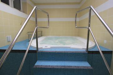 Galeria Basen, sauna i solarium