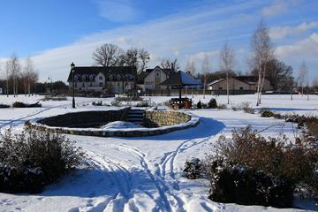 Galeria Sanatorium zimą