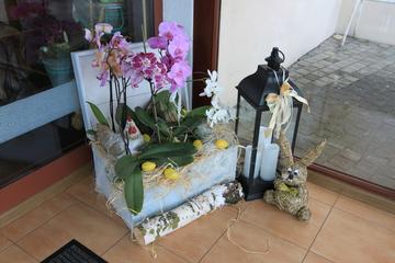 Galeria Świąteczny wystrój
