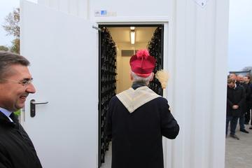 Galeria Poświęcenie farmy fotowoltaicznej