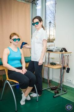 Galeria Laseroterapia