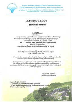 Galeria Zaproszenia