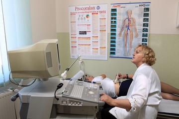 Galeria Specjalistyczne gabinety lekarskie